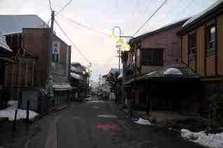Street in Yudanaka
